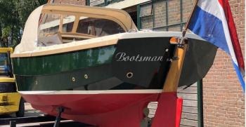 Cornish Clam Crabber Cabin Sloep Polyester Diesel Korvet Jachtmakelaardij